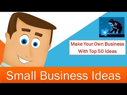 Top 50 Amazing Small Business Ideas In India To Make Your Own Business
