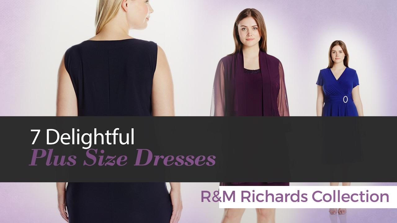 r&m richards plus size dresses // amazon fashion best sellers