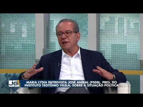 Maria Lydia entrevista José Aníbal (PSDB), pres. do Instituto Teotônio Vilela, sobre a política