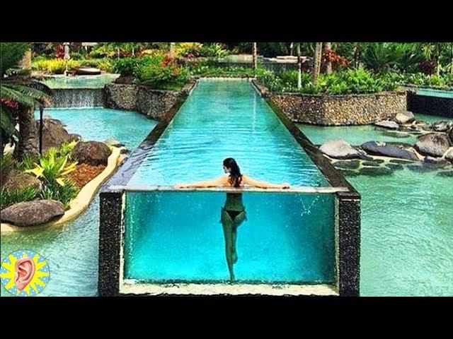 Yüzmek İsteyeceğiniz En İnanılmaz 10 Yüzme Havuzu - 2.Bölüm