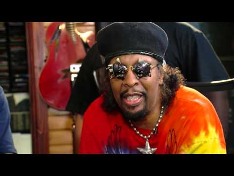 FULL INTERVIEW: Bootsy Collins on Prince