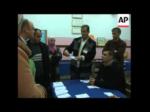 Preliminary count shows Bouteflika heading for win