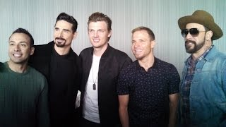 Full BACKSTREET BOYS SHOW