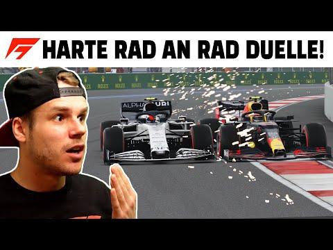 Rad an Rad an die Spitze! F1 2020 Red Bull Karriere   Russland GP