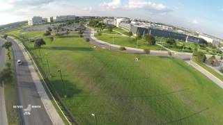 Drone Flight by the San Antonio NSA