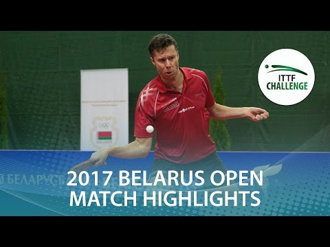 2017 Belarus Open Highlights: Vladimir Samsonov vs Wang Zeng Yi (Final)