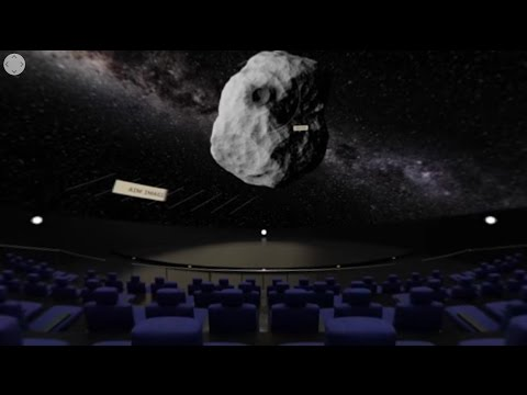Asteroid Impact Mission VR version
