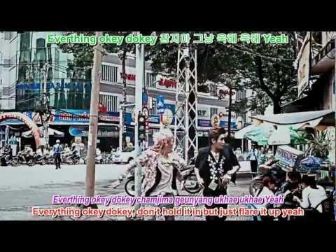 Block B - NILLILI MAMBO MV [English Sub + Romanization + Hangul] [1080p][HD]