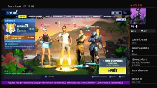 Live Fortnite HEY THE GENS!!