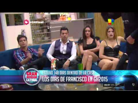 Francisco Delgado: Los días del ganador en la Casa