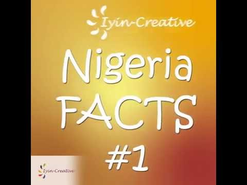 Nigeria Facts by Iyin-Creative Media - Fact #1 Ethnic Groups