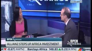 Allianz Steps Up Africa Investments – CNBC Interview