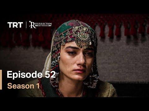 Resurrection Ertugrul Season 1 Episode 52