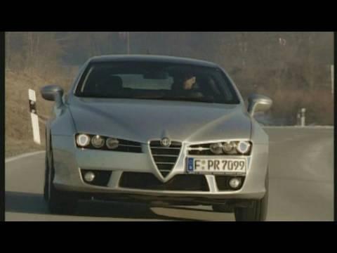 Alfa romeo brera 32 jts v6 q4 sound