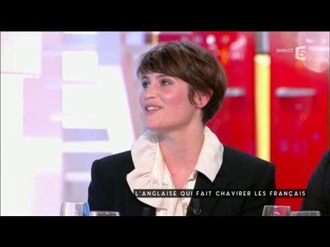 Gemma Arterton, l'Anglaise qui fait chavirer la France - C à vous - 27/03/2017