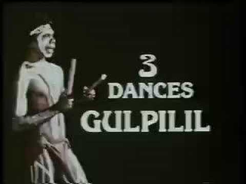 David Gulpilil and David Blanasi (didgeridoo) - Traditional Aboriginal Dances