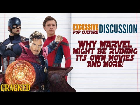 Is Marvel Ruining Its Own Movies?, Baby Driver & More! - This Week in EPCD (Spider-Man)