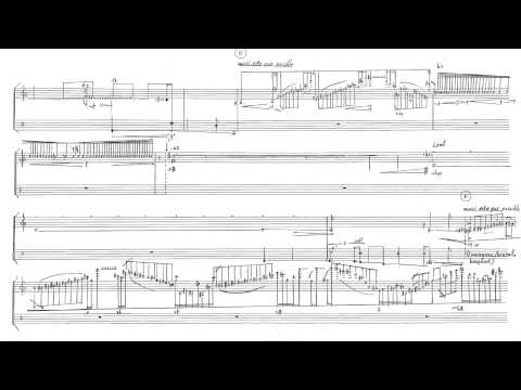 Mehdi Kazerouni - Piece for Clarinet in Bb