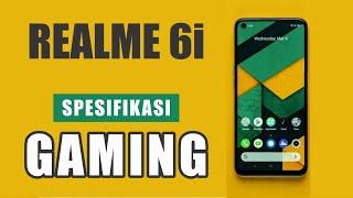 Update!!! Realme 6i Dengan Chipset Gaming Segera Masuk Indonesia.