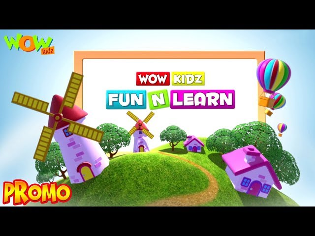 Learning is fun with