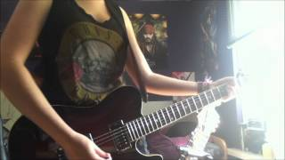 Foo Fighters - Enough Space [ Guitar Cover! ] -Full HD-