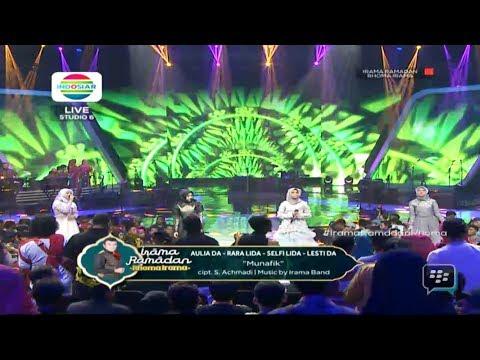Selfi, Rara, Lesti & Aulia - Munafik | Irama Ramadhan Rhoma Irama Indosiar