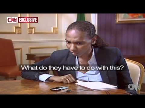 CNN's Nima Elbagir has an exclusive phone interview with ...