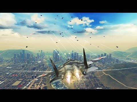 Top 10 Most Realistic Air Combat Games For Android 2017