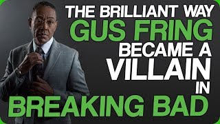 The Brilliant Way Gus Fring Became a Villain in Breaking Bad