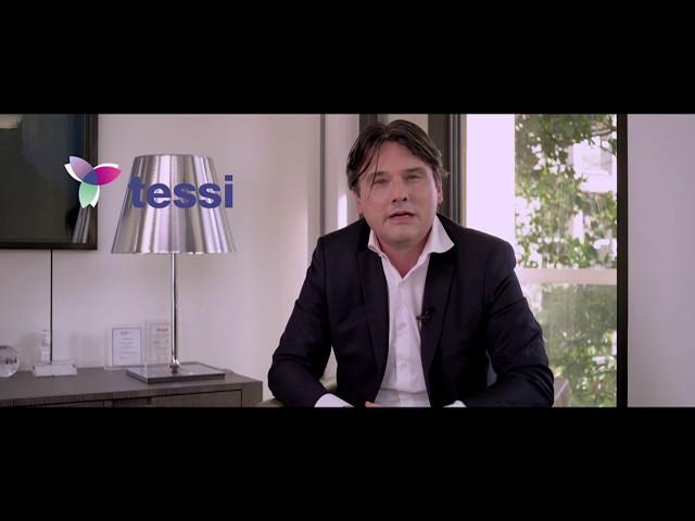 Jean-Hubert Vial, associé du Groupe HLD, présente la société TESSI.