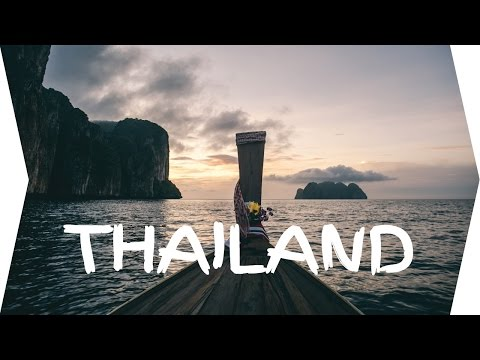 The Beauty of Thailand // Cinematic Travel Video Sony A7s &
