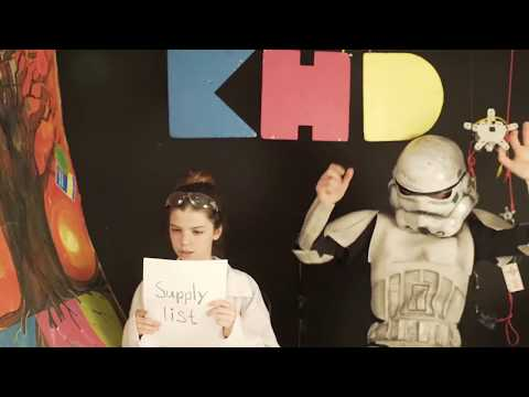 Hacker Kids: Hack 2 - Flying Cardboard UFO