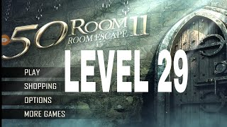 Can You Escape The 100 room 11 level 29 Walkthrough