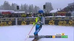 Kranjska Gora 2014 - Slalom der Damen | Die Entscheidung
