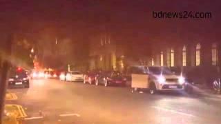 'Bid to attack' Khaleda's car in London