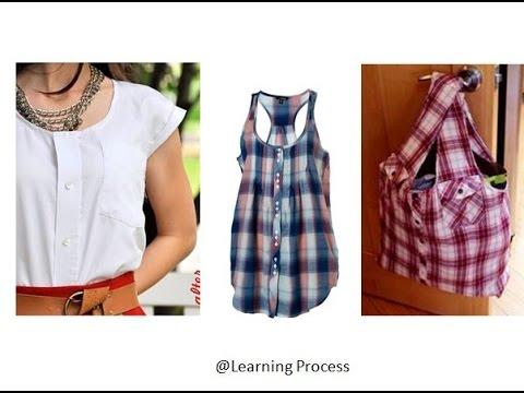 Reusing Old Clothes For Men