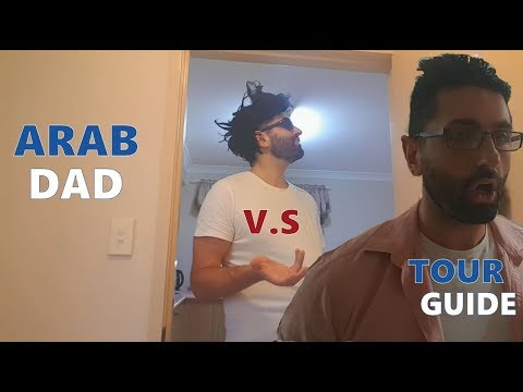 Arab Dad VS Tour Guide!