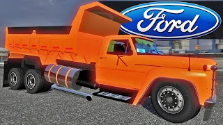 Ford Arqueado - Euro Truck Simulator 2
