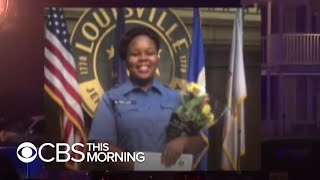 YouTube video on Shooting of Breonna Taylor