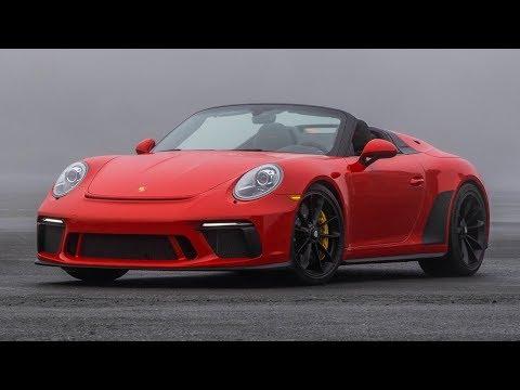 Llegó el Porsche Speedster, el modelo de los 935.000 dólares