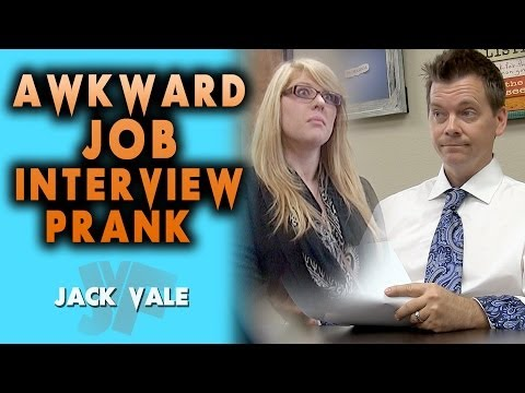 Awkward Job Interview Prank from YouTube · Duration:  3 minutes 27 seconds
