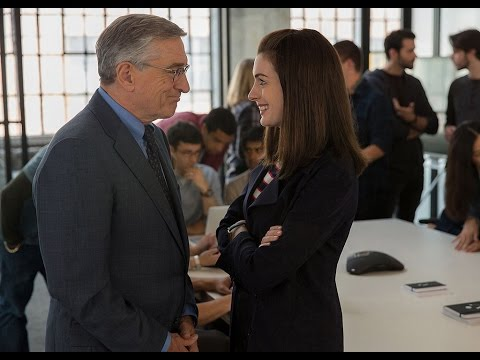 Watch 7 Clips from 'The Intern' Starring Robert De Niro and Anne Hathaway