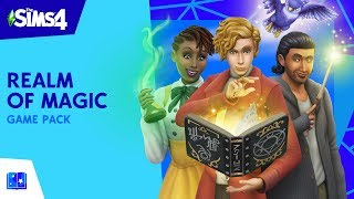 the-sims-4-realm-of-magic-official-trailer