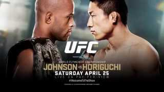 UFC 186: Extended Preview