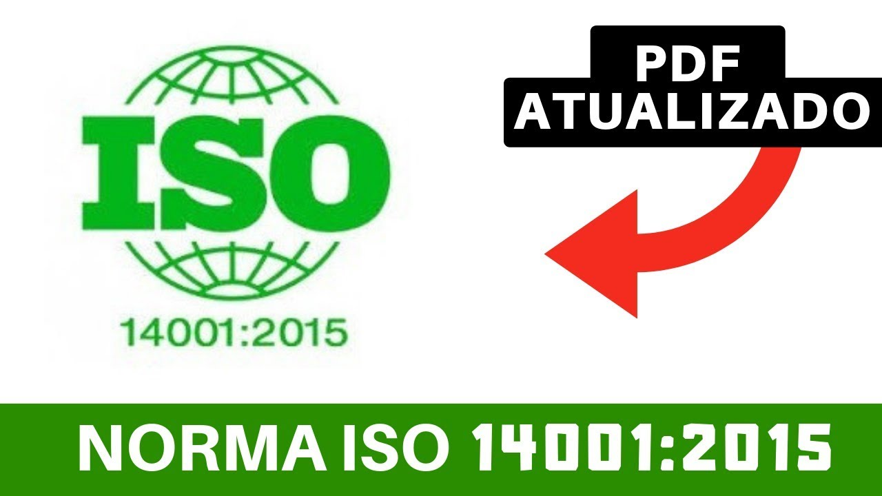 iso 14001 version 2015 requirement ภาษาไทย