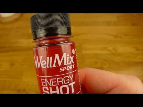 WellMix Sport Energy Shot