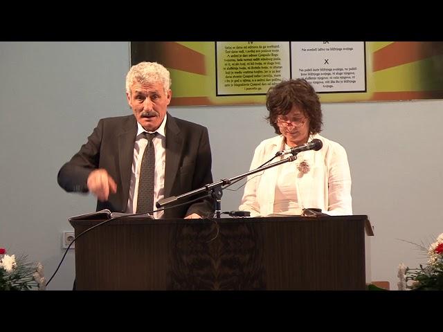 4.2.dio popodnevnog programa - propovijed- Simeon Karvatski - Sabor Stara Pazova - 18.8.2018