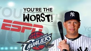 Who's the Worst Person in the Sports World?