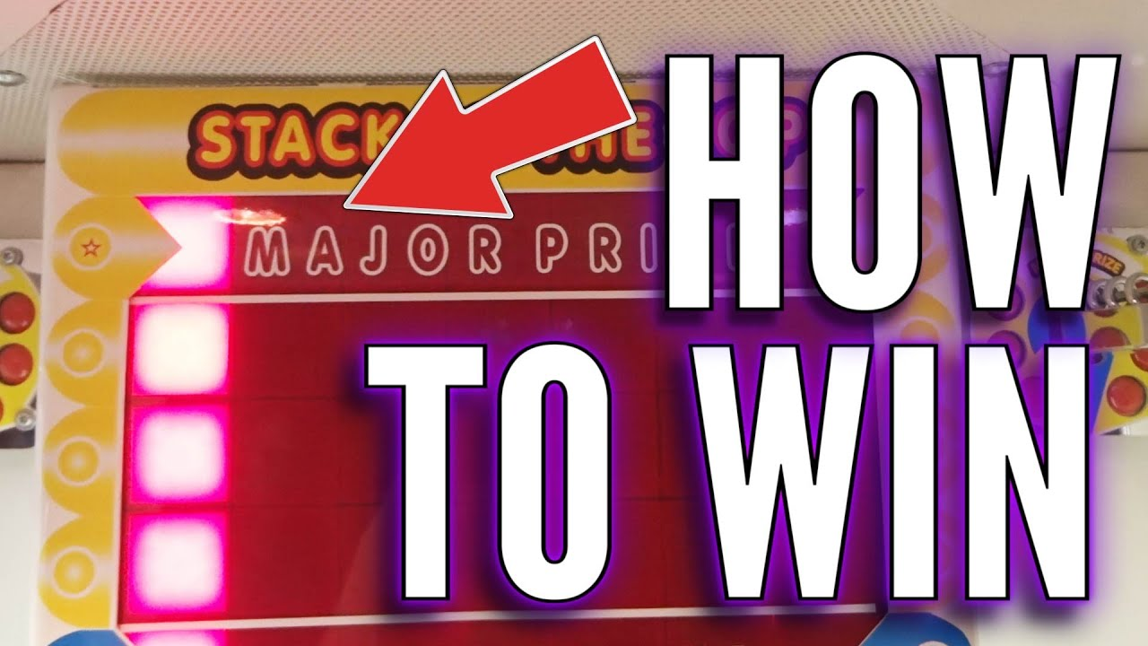 How To Win On The Stacker Arcade Machine | Arcade Games ...