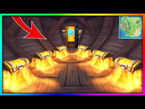 99% OF PLAYERS HAVEN'T SEEN THIS SECRET LOCATION in Fortnite!